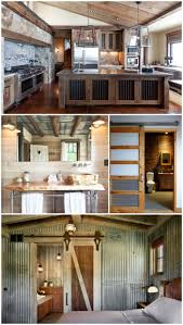 Corrugated Metal Interior Design Creative Ways To Use Corrguated Metal Inside Of Your Home Rustic