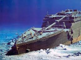 real underwater titanic pictures.  Underwater In Real Underwater Titanic Pictures T