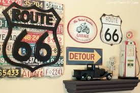 classic car baby room best of route 66 nursery gallery wall love of family