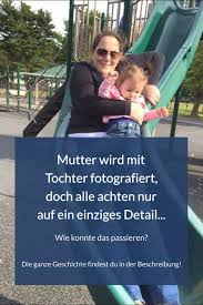 Mutter Wird Mit Tochter Fotografiert Gemischte Sprüche