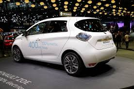 2018 renault zoe. fine zoe upgraded renault zoe gets 250mile range for 2018 renault zoe