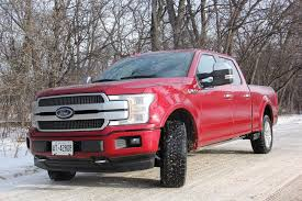 Grainews winter-tests a Ford F-150