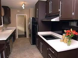 new ideas brown painted kitchen popular brown kitchen cabinets