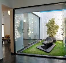 Small Picture Modern house interior garden