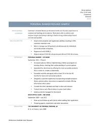Download Personal Banker Resume Haadyaooverbayresort Com
