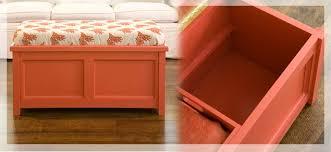 diy storage ottoman. Wonderful Ottoman Love This DIY Storage Bench And Diy Storage Ottoman A