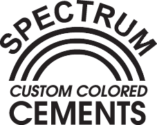 Ahi Supply Spectrum Colored Cement