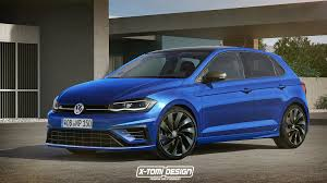 2018 volkswagen r32. delighful volkswagen 2018 volkswagen polo r and gti cabrio rendered  with volkswagen r32