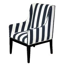 black and white striped furniture. black and white striped sargon chair furniture c
