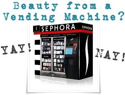 Proactiv Vending Machine Take Cash Amazing JQ Jewelry Designs You Can Buy WHAT In A Vending Machine