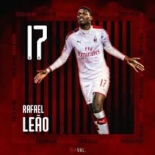 Rafael Leão - The Portuguese Mbappe? : ACMilan