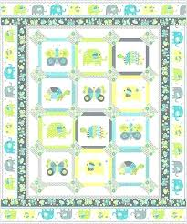 Baby Quilt Kits For Sale Baby Quilt Making Kits Uk Applique Baby ... & ... Baby Quilt Kits Beginners Australia Babys Scrapbook Quilt Kit Elephants  Turtles Bees And Butterflies Are The ... Adamdwight.com