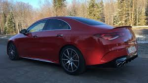 Request a dealer quote or view used cars at msn autos. Mighty Mite 2020 Mercedes Amg Cla45 S First Drive Review