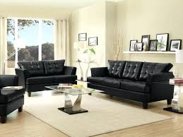 full size of fascinating black leather sofa living room cool ideas sofas build gray traditional small