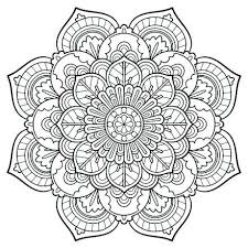 mandala coloring pages for adults free. Perfect For Free Printable Mandala Coloring Pages Adults Coolest New At Best For Girls  Cool With E