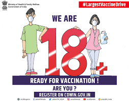 Aadhar card, pan card, passport, license, etc. Ministry Of Health And Family Welfare Government Of India Registration For Covid 19 Vaccine For All Eligible Citizens Between 18 45 Years To Start From 28 April 2021 On Cowin Gov In Largestvaccinedrive Unite2fightcorona Facebook