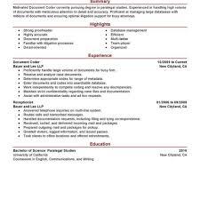Medical Billing Resume Inspiration Sample Resume For Medical Billing And Coding Forteeuforicco