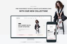 How To Code A Stylish Portfolio Design In Html Css Website Design 69021 Fashion Store Beauty Custom Website