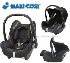 genuine maxi cosi cabriofix carrier car seat 0 13kg