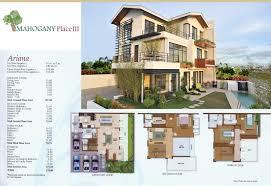 house plans philippines floor 1 unusual design plan in