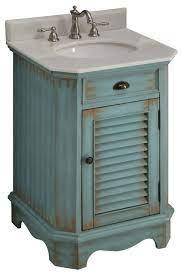 24 Cottage Style Abbeville Bathroom Sink Vanity Beach Style Bathroom Vanities And Sink Consoles By Chans Furniture Showroom Houzz