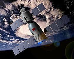 「中華人民共和国初の有人宇宙船「神舟5号」を打ち上げ。」の画像検索結果