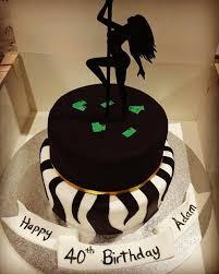 Pole Dancer Birthday Cake Topper Birthday Stripper Cake Topper Cake De