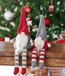 Christmas Gnome Pattern Custom Decorating Design