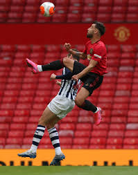 Pictures: Manchester United play friendly matches vs West Brom at Old  Trafford - Manchester Evening News