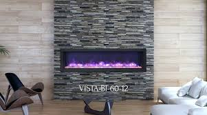 built in electric fireplace insert outstanding vista bi electric fireplace sierra flame regarding electric built in