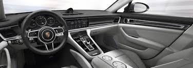 porsche panamera black interior. technology porsche panamera black interior
