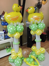 Pristine Rubber Duck Baby Shower Ideas Baby Shower Balloons Nwiballoons in Baby  Shower Balloons