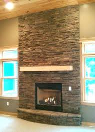 dry stack fireplace combined with stack stone fireplace indoor surround outdoor to make remarkable outdoor dry