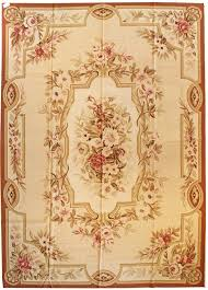 closeout rugs 10 x 14 oversize gallery aubusson design needlepoint rug
