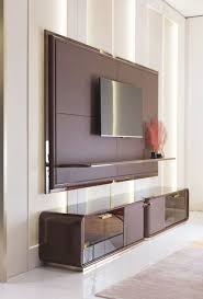 Living Room Design Ideas Tv On Wall Tv Wall Classic Tv Unit In 2019 Tv Wall Design Tv Wall