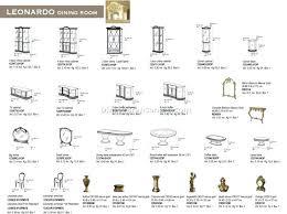 bedroom furniture pieces. Names Of Pieces Furniture Marvelous Dining Room Bedroom Set L