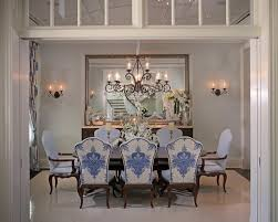 innovative mirrored buffet vogue other metro tropical dining room decoration ideas with blue and white dining chairs blue and white furniture casual blue and white furniture