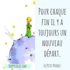 Citation En Français Pour Chaque Fin Il Y A Toujours Un Nouveau