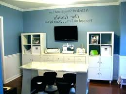 color for home office. Blue Home Office Decor Ideas Medium Size Of Professional Color Schemes Red  Paint For Desk Color For Home Office
