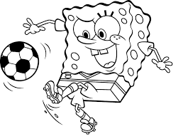 Small Picture Collection of free Spongebob Chocolate Coloring Page from all over