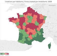 Nombres de cas, variantes du virus, hospitalisations, nombre de reproduction, capacités hospitalières, situation internationale, tests. Which Regions Of France Have The Most Enterprising Approach