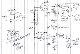 Full size of marine battery disconnect switch wiring diagram master selector boat dual archived on wiring