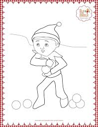 elf on the shelf coloring pages unique free printable elf shelf coloring pages bltidm of elf