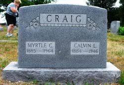 Myrtle Clifford Craig (1885-1964) - Find A Grave Memorial