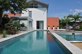 bio pool on garage roof