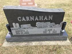 Clare Lee Carnahan (1935-1985) - Find A Grave Memorial