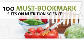 Must Bookmark Sites On Nutrition Science Nutrition Science Degree