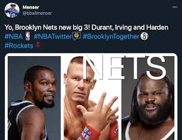 Wedding professionals are sharing the biggest mistakes they see people make when planning weddings, and i'm taking all the notes. The James Harden Deal Completes The Brooklyn Nets Big 3 And Hypes Up The Nba Nation With The News Trueid