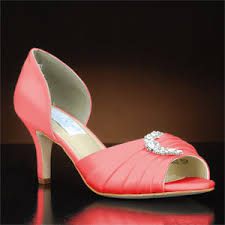 coral wedding shoes. Coral Wedding Shoes My Glass Slipper