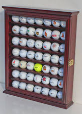 klingsbo glass door cabinet. Item 5 Slight Defect - 49 Golf Ball Display Case Rack Cabinet With Glass Door, LOCKABLE -Slight Klingsbo Door B